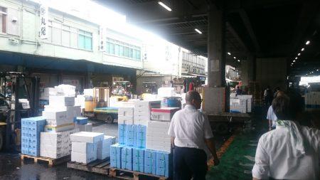 東京 築地市場 ★★★